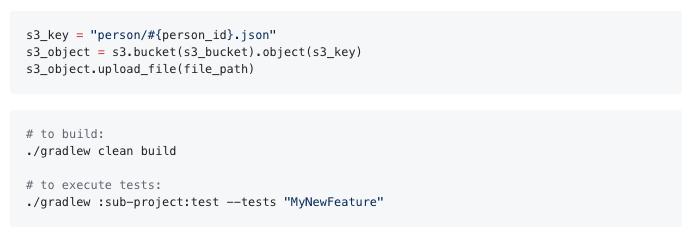 Github PR syntax highlight