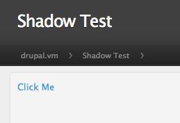 Shadow Off